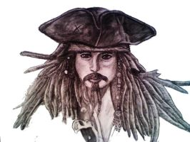 Jack Sparrow by EgyptionMystery