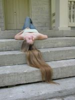 She Tumbles by Rapunzel2012