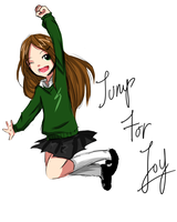 Jump for Joy by Aii-luv
