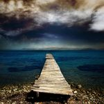the moody pier.... by VaggelisFragiadakis