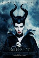 Fan Made - Payoff Poster MALEFICENT by HogwartSite