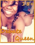 Debate Queen by DavidWhiteRock27
