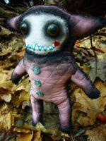 monster rag doll 1 by eesss
