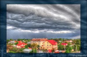 Storm Clouds by ciprinel