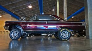 Ford Gasser by tundra-timmy