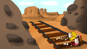 Trade - Fruitful Railway by 00m