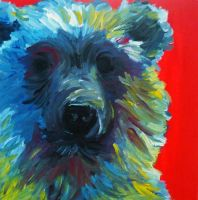Bear by Ashworthy
