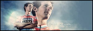 Andy Schleck signature by Toti-Gogeta
