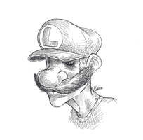 Study in Weegee by BrightObject