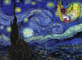 Soul Eater's Starry Night ? by ResurrectedDreamcast