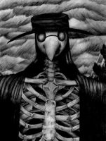 The plague by BloodSorrow13