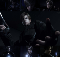 Leon Kennedy (9) by AuraIan