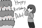 Doku B-Day Gift by Tearahk