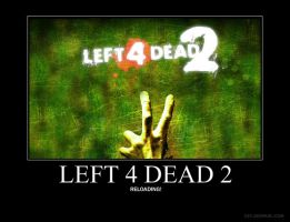 Left 4 Dead 2 by IappearToBeSpy
