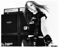 Avril Lavigne 2 by twick
