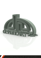 DeviantART Cinema 4D Model by Mr-Current