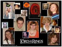 halloween 2008 LOTR by sparta-squad