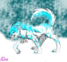 For the lovely BloodThirstWolf by AnarchyWolfKira
