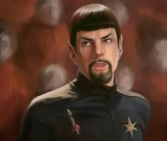 mirror!Spock reboot by Alex-JD-Black