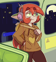 Last Train Home by Domobot