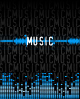 Music Graphic by AreoX