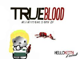 HELLO KITTY TRUE BLOOD by hellokittylimit
