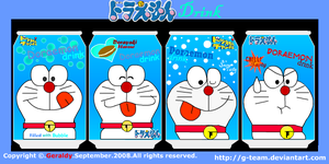Doraemon by G-Team
