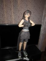 Tifa Lochart papercraft by eretik89
