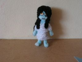 Samara Morgan from the Ring by fuzzyfigureguy