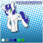 Vocal Score Updated Reference by VocalScorePony