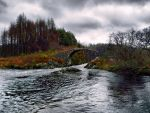 Roman Bridge Over The Minnoch by derekbeattieimages