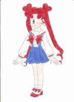 Sailor Moon - Chibi Chibi by animequeen20012003