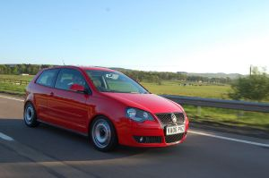 VW polo GTI by shaggly