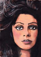 The Beautiful Cynthia Myers by smjblessing