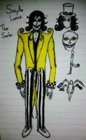 The Smiler - Humanised (Version 1) by Shadow-Industries
