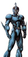 Guyver 1- in colour by EizoOki