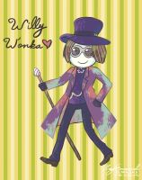 Willy Wonka by oversoul4