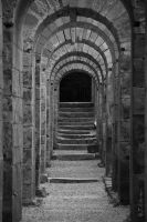 the arches of Pergamon by Sockrattes