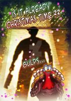 Christmas card, is it already christmas time by clefchan