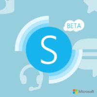 Modern Skype Logo Concept: 'S' Compact Version by metrovinz