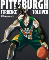 FBA 2013 Draft Picks - Terrence Tolliver (#8) by Rhandi-Mask