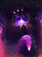 Vel'koz by racoonwolf