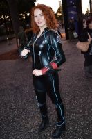 Black Widow Cosplay at 2015 Sydney Supanova by rbompro1