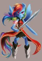 Magical Girl - Rainbow Dash by My-Magic-Dream