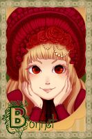 B is for Bonnet by silentillusion