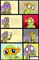 Mikey's smile 3 by Anabanana100
