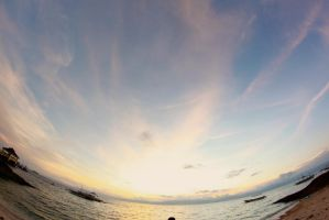 Fisheye sky stock 2 by Tmntleofan