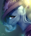 Trixie by IPonyLover