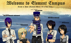 Welcome to Element Campus by Aikobo