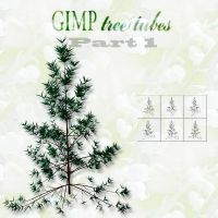 GIMP tree tubes part 1 by feniksas4